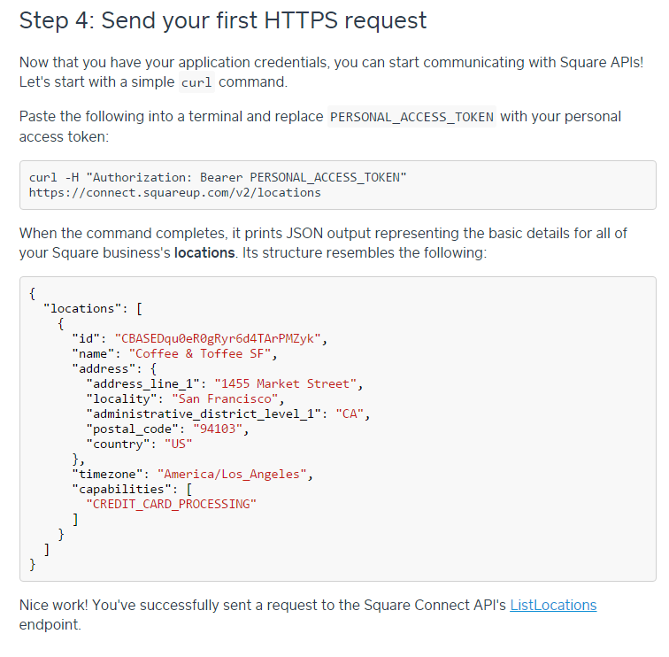 The Most Effective API QuickStarts in 8 Examples