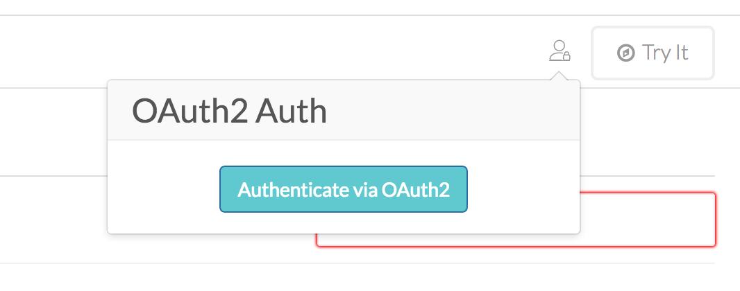 Authentication Prompt